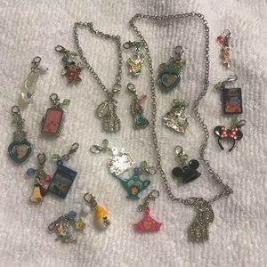 New WDW Charmed In The Park Jewelry Set